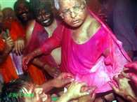 lalu yadav not play holi this year