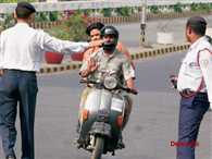 special cp delhi challan traffic police for breaking rule