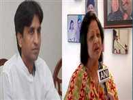 kumar vishwas got notice to appear before dcw today