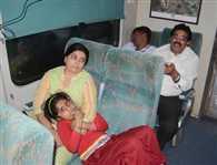 Shatabdi passengers get poor food, create ruckus