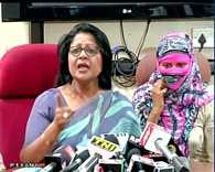 Aap is party of traitors, they have no respect for women: Barkha shukla