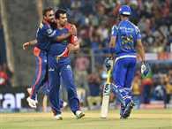 Stats and record in Mumbai vs Delhi IPL match
