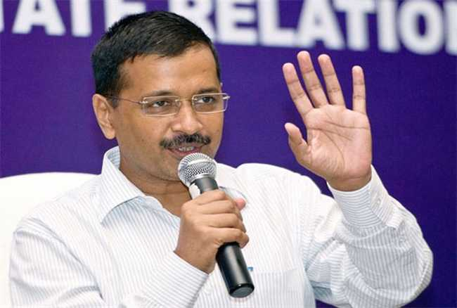 BJP and Congress both are dharna parties: Arvind Kejriwal