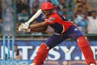 this batsman hits six on every third ball