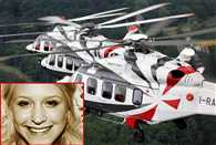 31 year old christine bredo the x factor in agusta westland deal