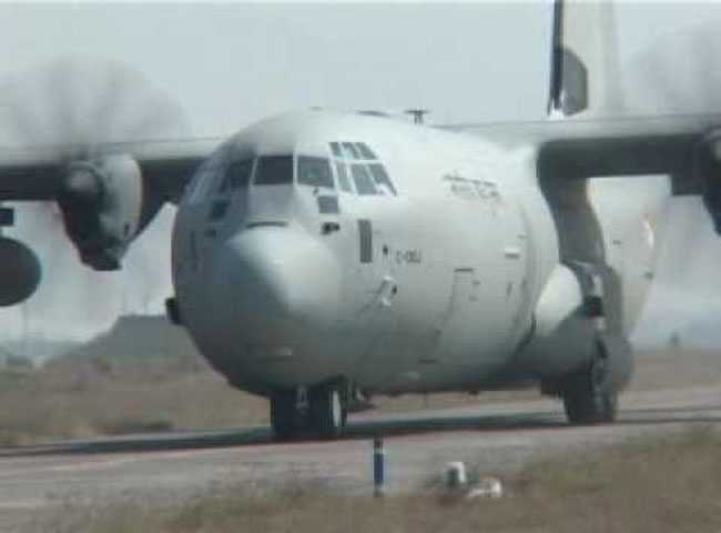 Hindon airbase security is critical
