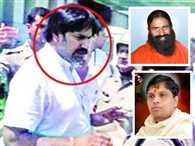meet Ram Bharat who is younger brother of Baba Ramdev