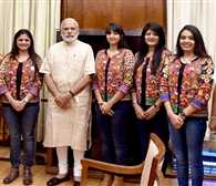 Biking queens will go to Singapore from Surat by Bike