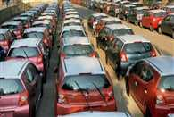 one percent tax impose on car price more than ten lakh