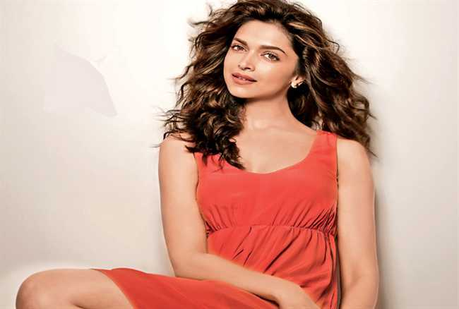 Cover Girl Deepika Padukone