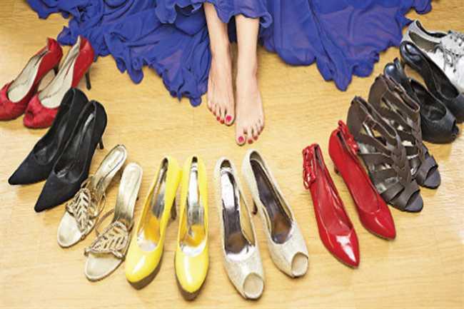 Footwears style