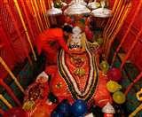 दुनिया का इकलौता मंदिर जहां लेटी हुई है हनुमानजी की प्रतिमा