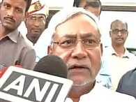 Nitish targeted centre government Over the Issue Caste Census