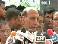 If required ready for CBI probe : Rajnath