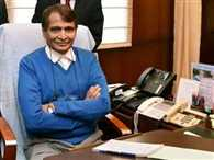 Union Railway Minister Suresh Prabhu to launch 50000th Coach on July 6