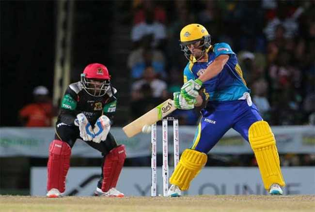 Barbados Tridents won by 7 wickets