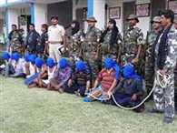 26 Maoists arrested during Martyred week