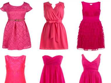 Is pink new  fashion color