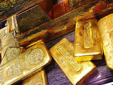25 Kg of missing gold found on road