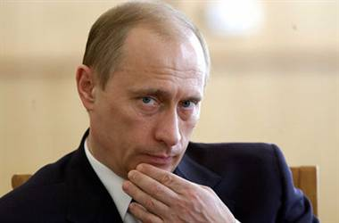 One-fifth of Russian women want to marry Putin