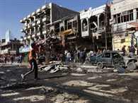 63 killed in Iraq serial bomb blasts