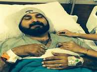 Navjot Singh Siddhu admitted in Delhi hospital