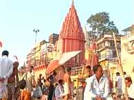 Normalcy in Varanasi , Restored lively ghats