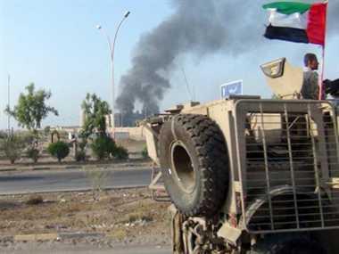 Explosions hit Aden compounds of Yemen govt