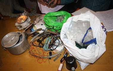 Patna bomb blasts