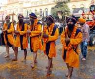 celebrated Guru Nanak Jayanti