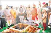 Ramtirth Fair holy lake worshiped