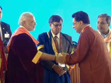 Prof. Aditya shastri received prestigious  JC Bose Memorial Award