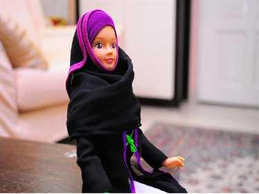 Barbie Doll ,Hijab ,Nigerian fashion designer ,London ,Jagran news,बार्बी डॉल,हिजाब,नाइजीरियाई फैशन,डिजाइनर,रूप
