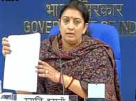smriti irani may be chief of UP chief before assembly election