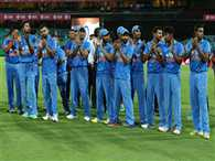 India's No.1 ranking on line in Lanka series