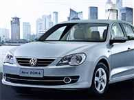 Volkswagen compact sedan could be called Bora