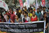 Protest erupts on Anupam Kher film screening in Jadavpur University