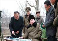 Images show possible preparations for North Korea nuclear test says US Think thank