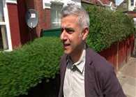 Labour Sadiq Khan win London mayoral race