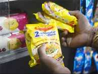 Ambuja gets 20 million to destroy Maggie packet
