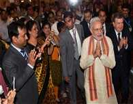 Language is key to the development of personality: modi