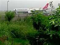 No bomb Found In Turkish aircraft , NSG team investigating cargo