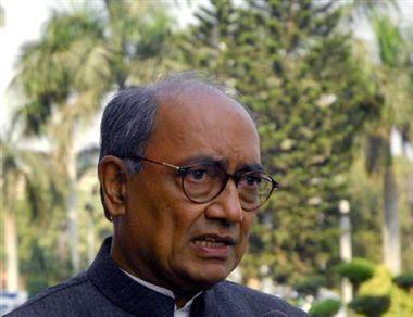 thakre angree on the statement of digvijay