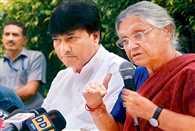 भ्रष्टाचार में घिरे पूर्व CM शीला दीक्षित के करीबी, ACB में पहुंची शिकायत