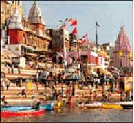 Varanasi city is not called for granted ..
