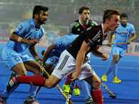 Indian hockey team loses in last 34 seconds against Germany