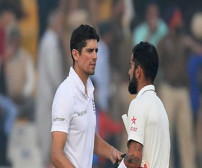 Team India and England to tussle in fourth test at Wankhede Stadium Mumbai