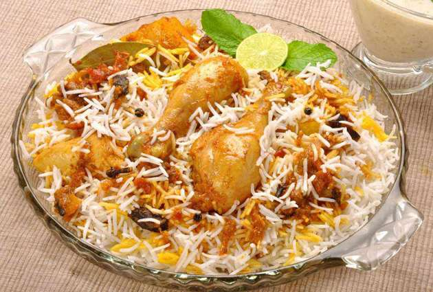 हैदराबादी चिकन बिरयानी