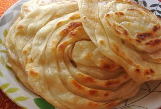 Image result for lachha paratha