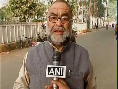 """muslim SP leader said,"""" I want to build Ram temple in Ayodhya , will donate one million"""